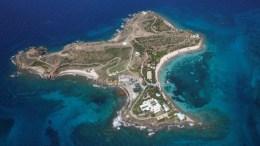 isla de orgia