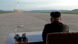 lanzamiento de proyectiles corea del norte