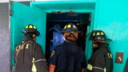 mujer muere por ascensor
