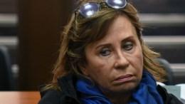 Exprimera dama guatemalteca Sandra Torres