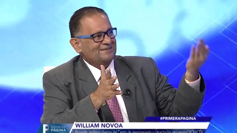 abogado William Novoa