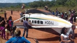 accidente aereo