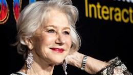 Actriz Helen Mirren