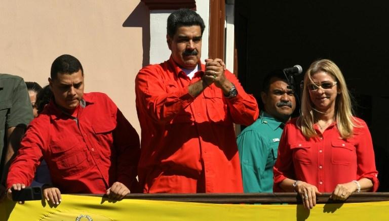 Maduro celebra el «fracaso de la aventura golpista» de Guaidó