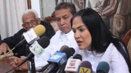 Gobernadora del Táchira Laidy Gómez