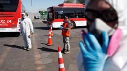 Chile contro epidemiológico