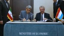 Irán libera fondos congelados en Luxemburgo
