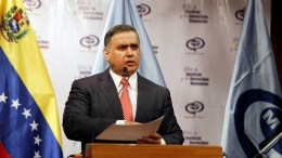 Fiscal General Tarek William Saab