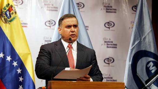 Fiscal General Tarek William Saab