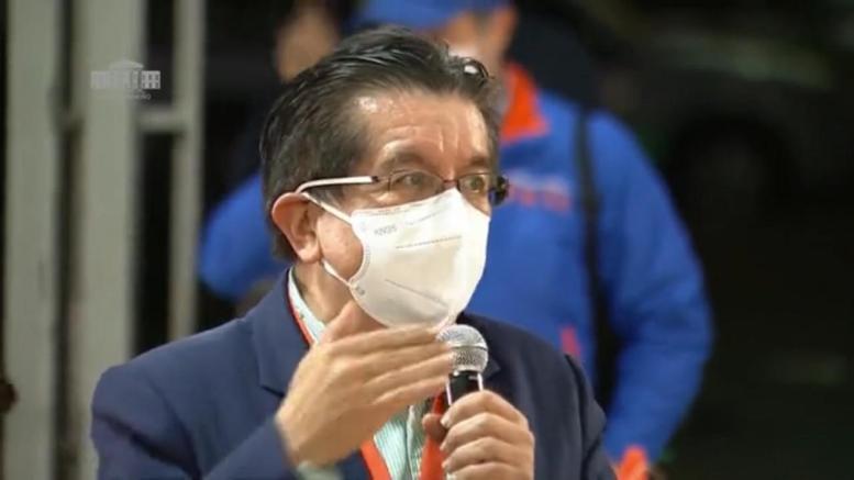 Ministro de Salud de Colombia