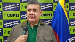 Miguel Salazar Presidente de Copei