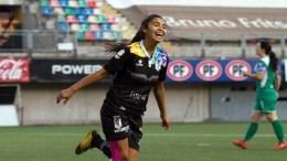 Futbolista venezolana Paola Villamizar