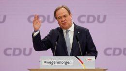 Armin Laschet nuevo líder de la CDU