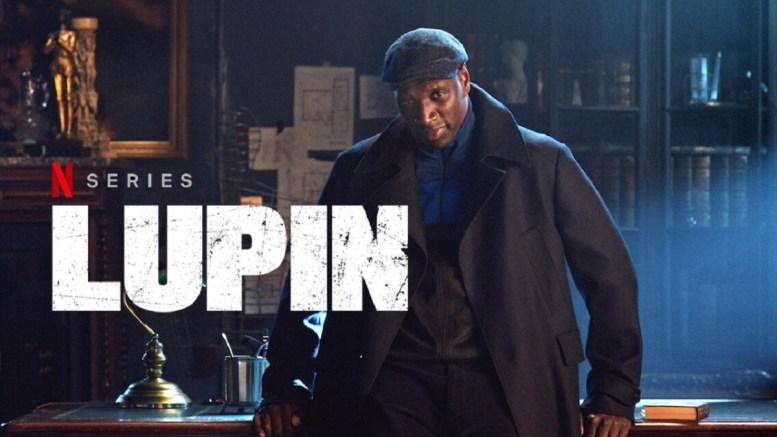 Lupin serie televisiva en Netflix