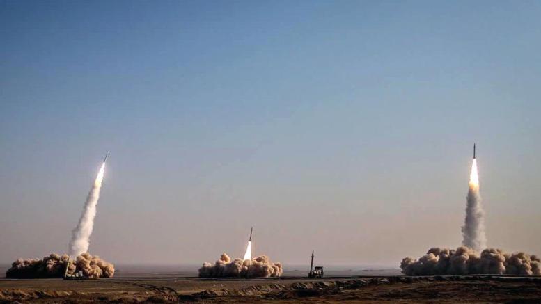 Misiles de largo alcance Irán