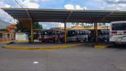 Terminal de pasajeros Guatire