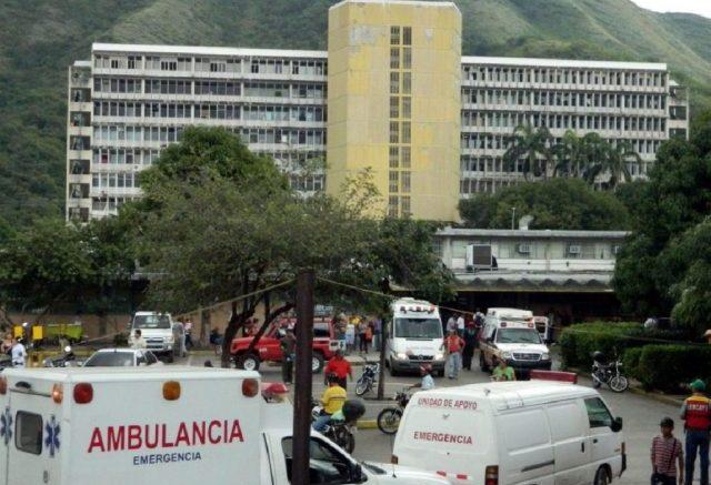 hospital central Maracay
