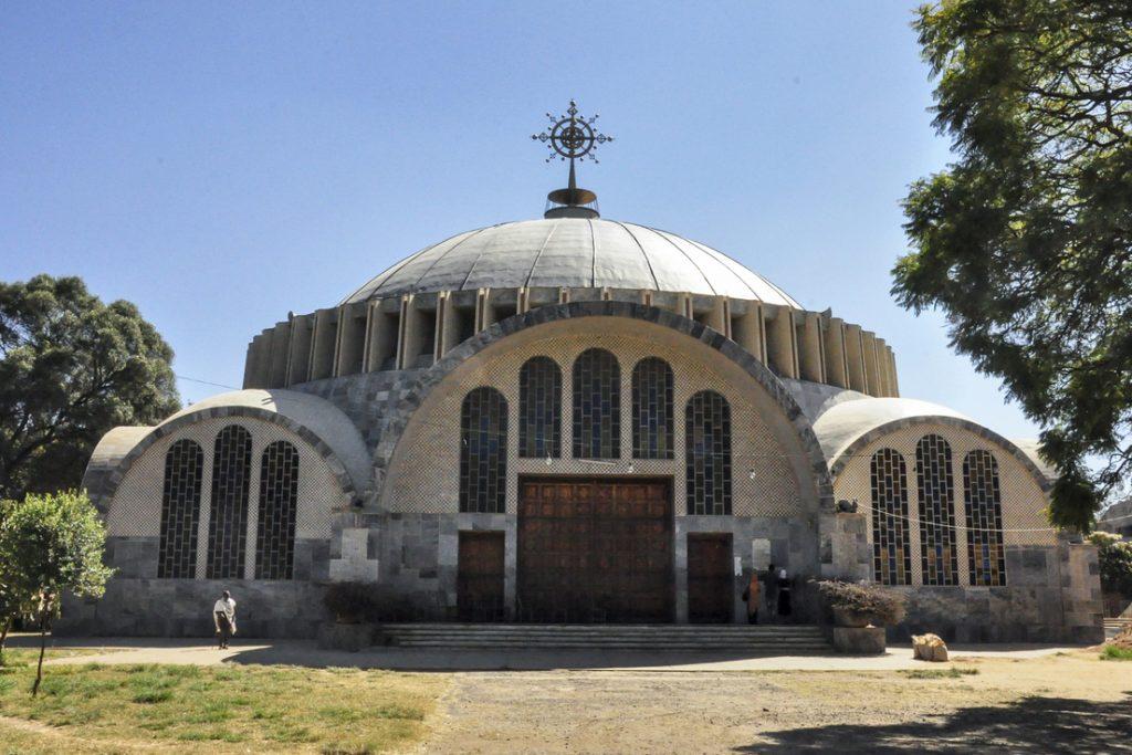 Iglesia Santa María de Sión