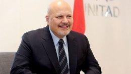 Karim Khan nuevo Fiscal