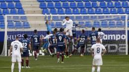 Real Madrid Huesca La Liga