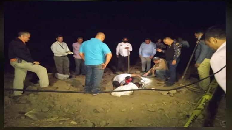 CICPC hallazgo de restos de mujer desaparecida
