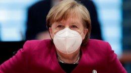 Canciller alemana Merkel