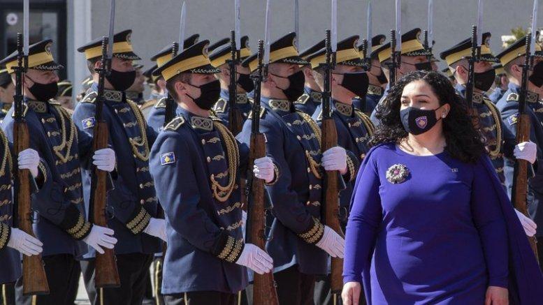 Presidenta de Kosovo