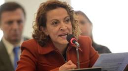Periodista colombiana Jineth Bedoya