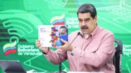 Nicolás Maduro habla sobre el regreso a clases presenciales en Venezuela