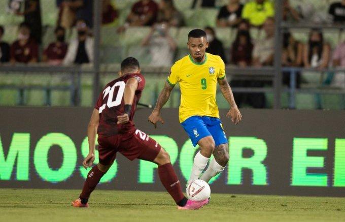 La Vinotinto frente a Brasil