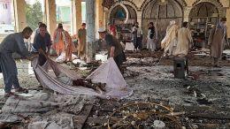 Atentado suicida en mezquita al sur de Afganistán