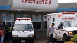 Emergencia del hospital Felipe Guevra Rojas de la población de El Tigre