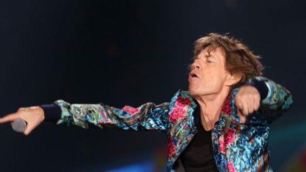 De la mano de Jagger, los Stones regresaron al pais tras 10 años