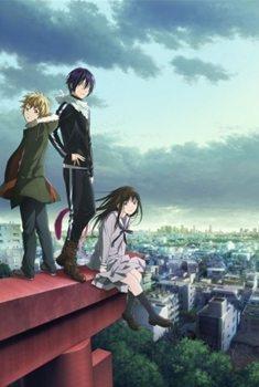 Noragami1 Animes da Temporada de Inverno 2014
