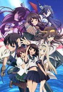 Kantai Collection NAU Animes da Temporada de Inverno 2015
