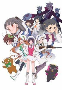 Yuri Kuma Arashi NAU Animes da Temporada de Inverno 2015