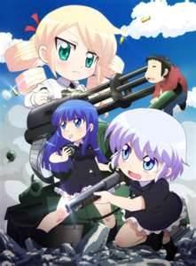 miritari Animes da temporada exibidos pelo Crunchyroll