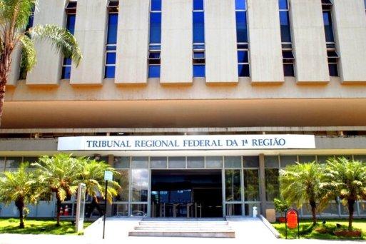 Resultado de imagem para Tribunal Regional Federal da 1ª Região