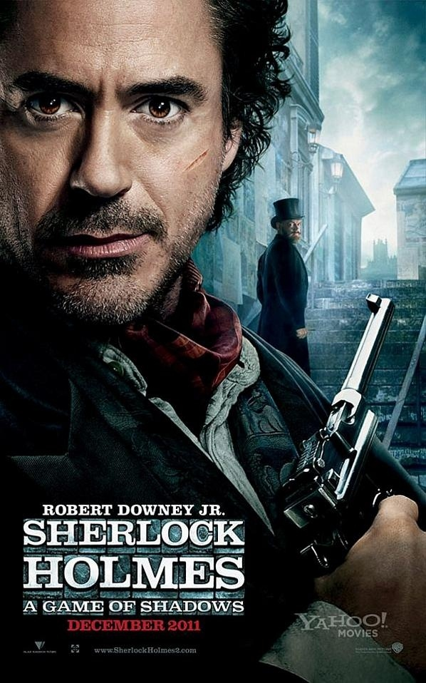 Poster de Sherlock Holmes 2