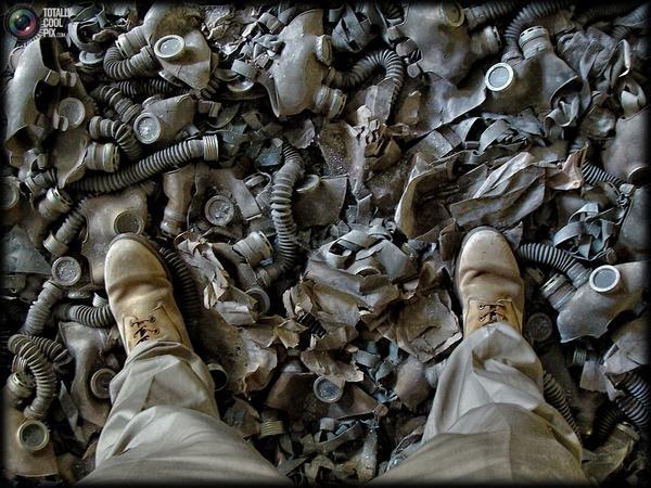 Chernobyl 25 años después