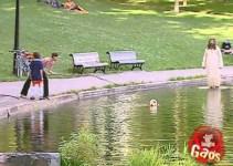 5f9ec0b2e765a617089a13fe6f9b5c6d - Vídeo de Jesucristo caminando sobre las aguas