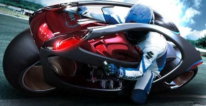 271073fa434dfbedecc5cddef10cff3e - Hyundai Concept Motorcycle