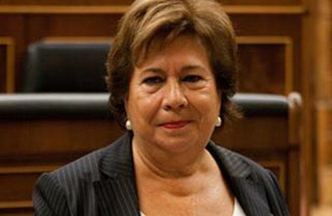 La Defensora del Pueblo, María Luisa Cava