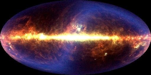 El Universo Infrarrojo