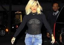 893c431c89b06e2ad4302c2912e8d698 - Rihanna salió a la calle con ropas transparentes