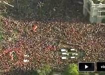 c5cf324911483ffb68f0668461e12a5f - Interior mandó aterrizar a un helicóptero que emitía la manifestación de Madrid