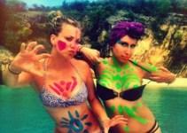 ccd95094ca027ed20314ebc810607e55 - Kaley Cuoco, la sexy Penny, de The Big Bang Theory, publica fotos en bikini