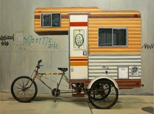 f2e391971507dca75ef45bfd45c36064 - Camper bike, la bicicleta caravana y casa portatil mas eficiente