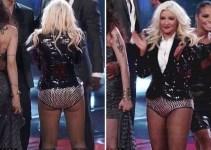 6bfebd1c3ab25d1cf8939c071f7a71e9 - Christina Aguilera, con sobrepeso y poca ropa