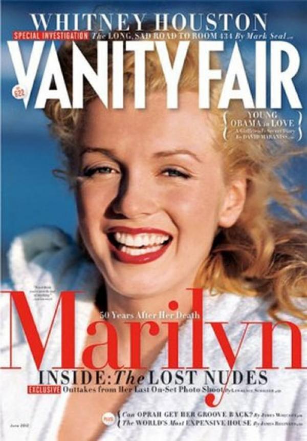 merilin 2 - Marilyn como nunca se la vio